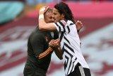 Man United bangkit raih kemenangan 3-1 di markas Aston Villa