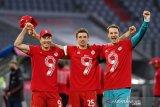 Bayern juara sembilan musim terakhir