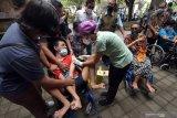 8.919.557 penduduk Indonesia telah selesaikan vaksinasi  COVID-19