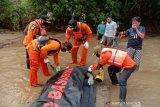 Warga terseret arus sungai di Bombana ditemukan meninggal dunia