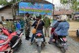 'Jalan tikus' pun dijaga petugas perbatasan Kalteng