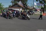 Polisi sekat 170 titik di  Jateng selama PPKM Darurat