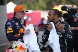 Hamilton belajar lebih mengenal Verstappen setelah memenangi GP SPanyol