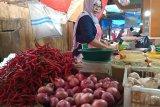 Menjelang Lebaran di Solok, harga cabai merah naik jadi Rp35 ribu per kilogram