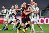 Dikalahkan Milan, Juventus terancam tak masuk empat besar