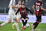 Ante Rebic menambah daftar panjang pemain AC Milan yang dibekap cedera