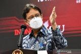 Menkes: Tiga mutasi virus COVID-19 terkonsentrasi di Sumsel dan Kalimantan