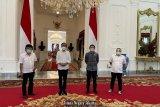 Mantan aktivis '98 temui Presiden Jokowi di Istana Negara