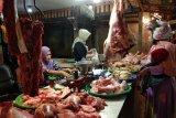 Bulog Kalteng jamin ketersediaan daging beku untuk Lebaran