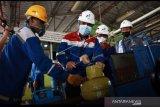 Pertamina tambah stok LPG 3 kilogram hingga 3 juta tabung di Sulawesi
