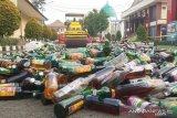 Polres Bogor musnahkan 50.894 botol minuman keras