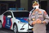 Ratusan kendaraan putar balik selama penyekatan di perbatasan Kalteng