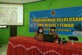 1.174 siswa SMA di Kabupaten Gumas dinyatakan lulus