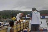 Baznas Sulut salurkan paket Lebaran pada mustahik di perbatasan