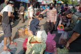 Satgas perketat pengawasan protokol kesehatan di pasar Baturaja