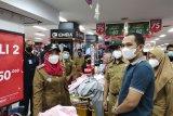 Wali Kota Bandarlampung kecewa terhadap fasilitas prokes di salah satu mal