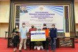 Bank Mandiri Taspen  bantu korban bencana NTT