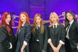 Grup idola K-po ITZY debut di Billboard 200 lewat mini album