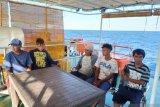 Lima nelayan dilaporkan hilang ditemukan dalam keadaan selamat di perairan Rote NTT