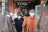 Jelang lebaran, Wali Kota Payakumbuh minta pengunjung pasar lebih patuhi prokes