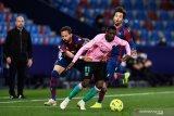 Diimbangi Levante 3-3, Barcelona kembali buang kesempatan ke puncak