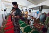 Jamaah Naqshabandiyah Padang rayakan Idul Fitri hari Rabu