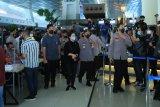 Tinjau Arus Mudik di Bandara Soetta, Kapolri Minta Perketat Pengawasan Warga yang Dari Luar Negeri