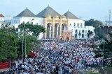 Masjid Agung Palembang batasi jamaah  Shalat Id hanya 1.000 orang