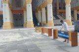 Tak ada pembatalan Shalat Id di masjid-masjid di Mataram