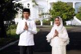 Presiden dan Ibu Negara dijadwalkan Shalat Id di Istana Bogor