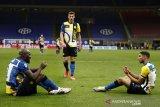 Inter Milan habisi asa Europa Roma