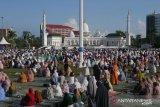 Wali Kota Batam bersyukur dapat shalat Ied  saat pandemi