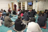 Komunitas muslim di Inggris Raya gelar Sholat Idul Fitri dalam beberapa gelombang