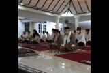 Wapres Ma'ruf Amin shalat Id di pendopo kediaman dengan protokol kesehatan ketat