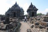 Berada di zona kuning, Candi Prambanan tetap dibuka untuk wisatawan