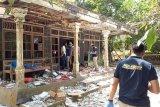 Asyik isi bubuk petasan ke gulungan kertas, empat tewas karena ledakan