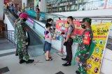 Satgas COVID-19 Bandarlampung imbau warga patuhi prokes di pusat perbelanjaan