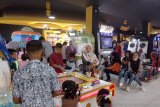 Arena permainan jadi sarana alternatif libur lebaran di Padang