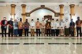 Kapolda NTB menerima kunjungan silaturahmi tokoh agama