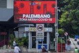 Jumlah kasus COVID-19 Kota Palembang tertinggi di Sumsel