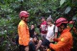 Tujuh orang tersesat di kawasan air terjun  Sibolangit ditemukan
