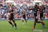 Leicester raih juara Piala FA