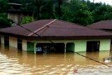 Sejumlah daerah pedalaman Kaltara dilanda banjir