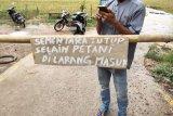 Wisata Sawah Grebeq Ayem di Mataram Baru tutup selama libur Lebaran