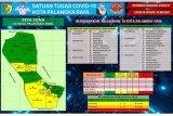 17 Kelurahan di Palangka Raya zona hijau COVID-19