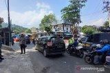 Akhirnya objek wisata di Kabupaten Sukabumi ditutup
