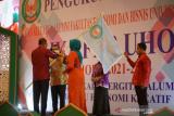 Wali Kota Kendari sebut alumnus FEB UHO berkualitas dan berdaya saing
