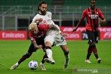 Cagliari gagalkan upaya Milan ke  Liga Champions