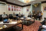Kapolri bertemu Mentan membahas penguatan sektor pertanian