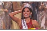 Andrea Meza dari Mexico raih mahkota Miss Universe 2020